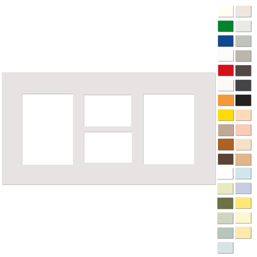 Galerie Passepartout 25x50 cm