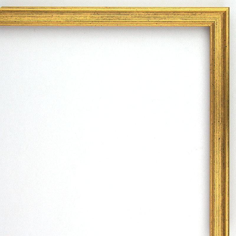 Barockrahmen Genf altgold, patiniert