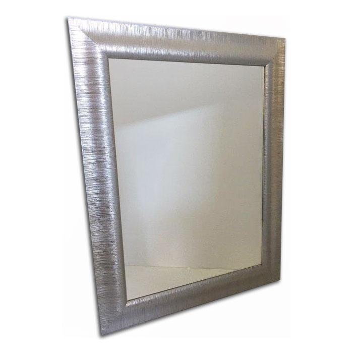 Spiegel Mit Bilderrahmen neapolis spiegel bilderrahmen agnano 80x180 cm silber allesrahmen de
