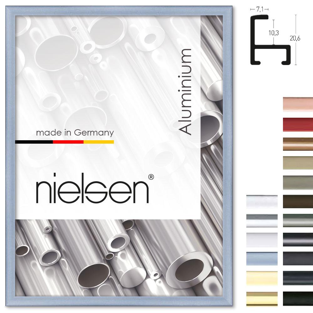 Nielsen Alurahmen Profil 11 21x29,7 cm (A4) - Schwarz matt ...