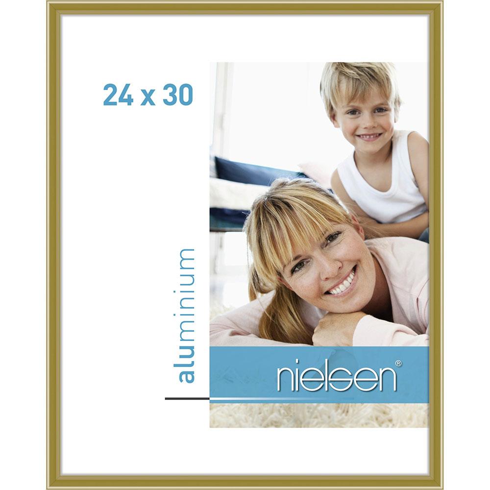 Alurahmen Classic Gold 24x30 cm