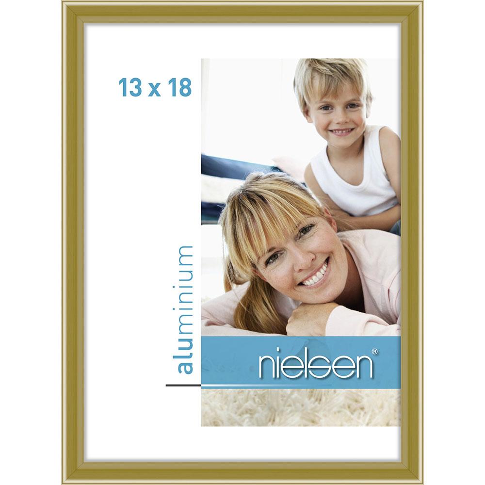 Alurahmen Classic Gold 13x18 cm