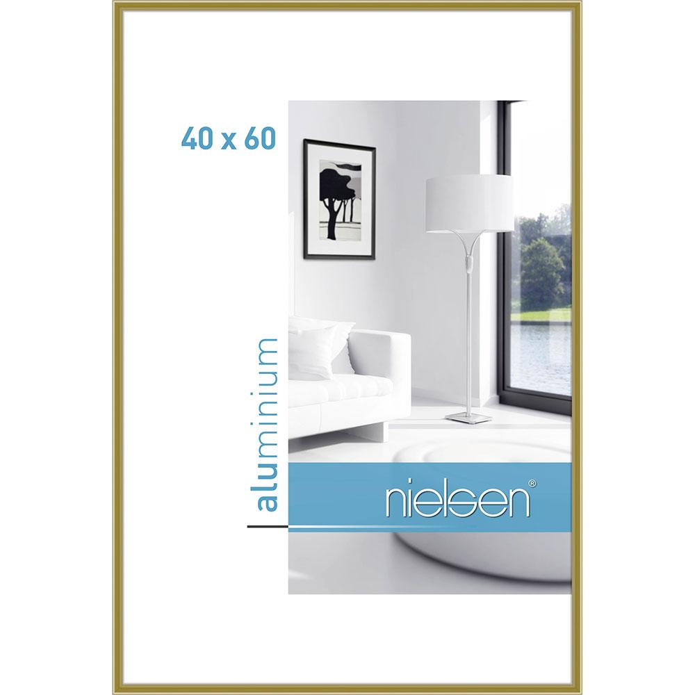Alurahmen Classic Gold 40x60 cm