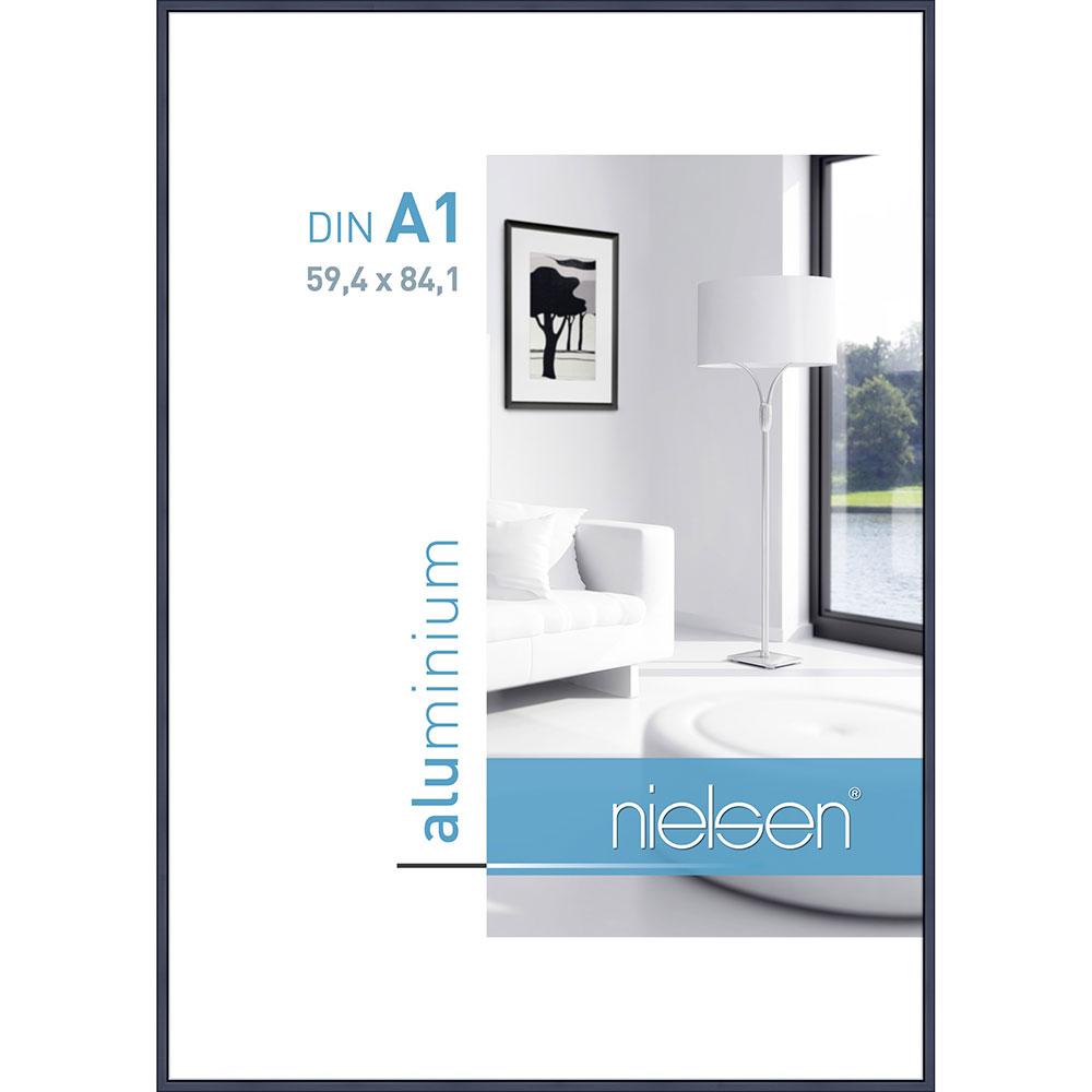 Alurahmen Classic Blu 59,4x84,1 cm (A1)