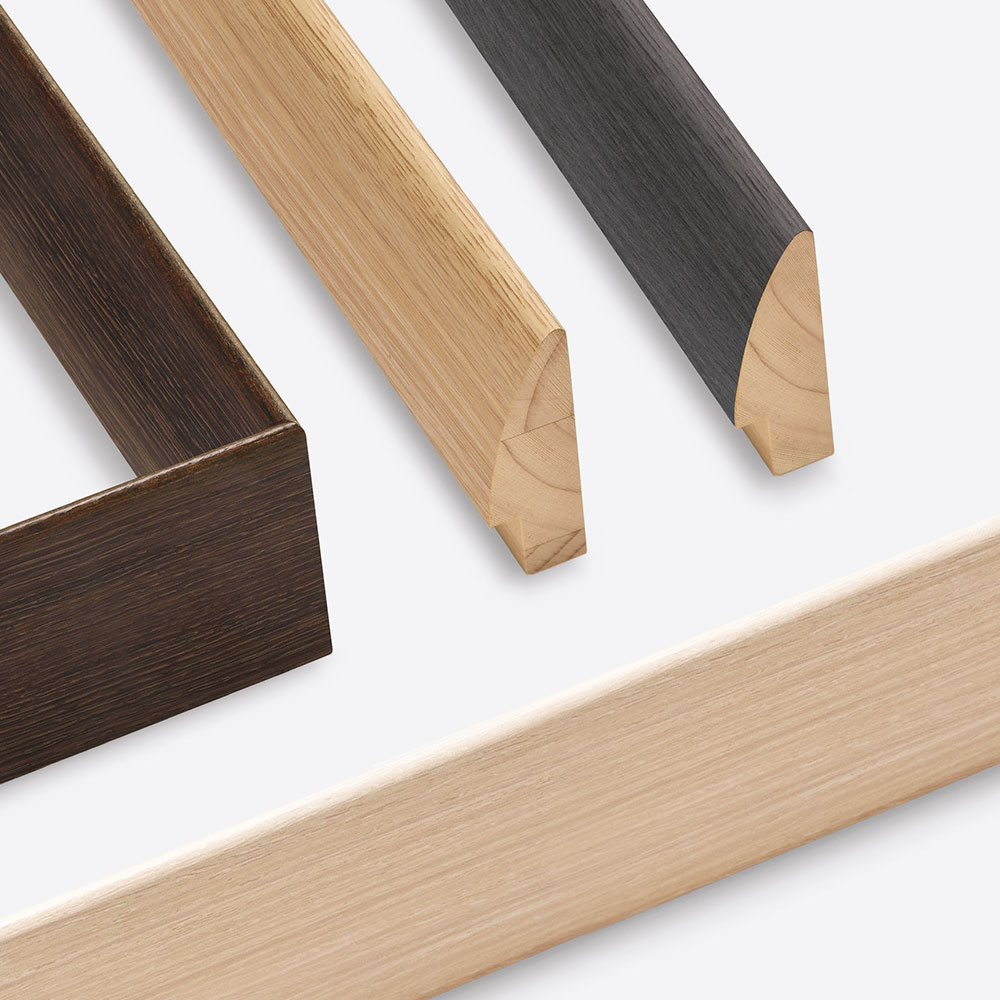 Holzrahmen Sonderzuschnitt, Woodline 20