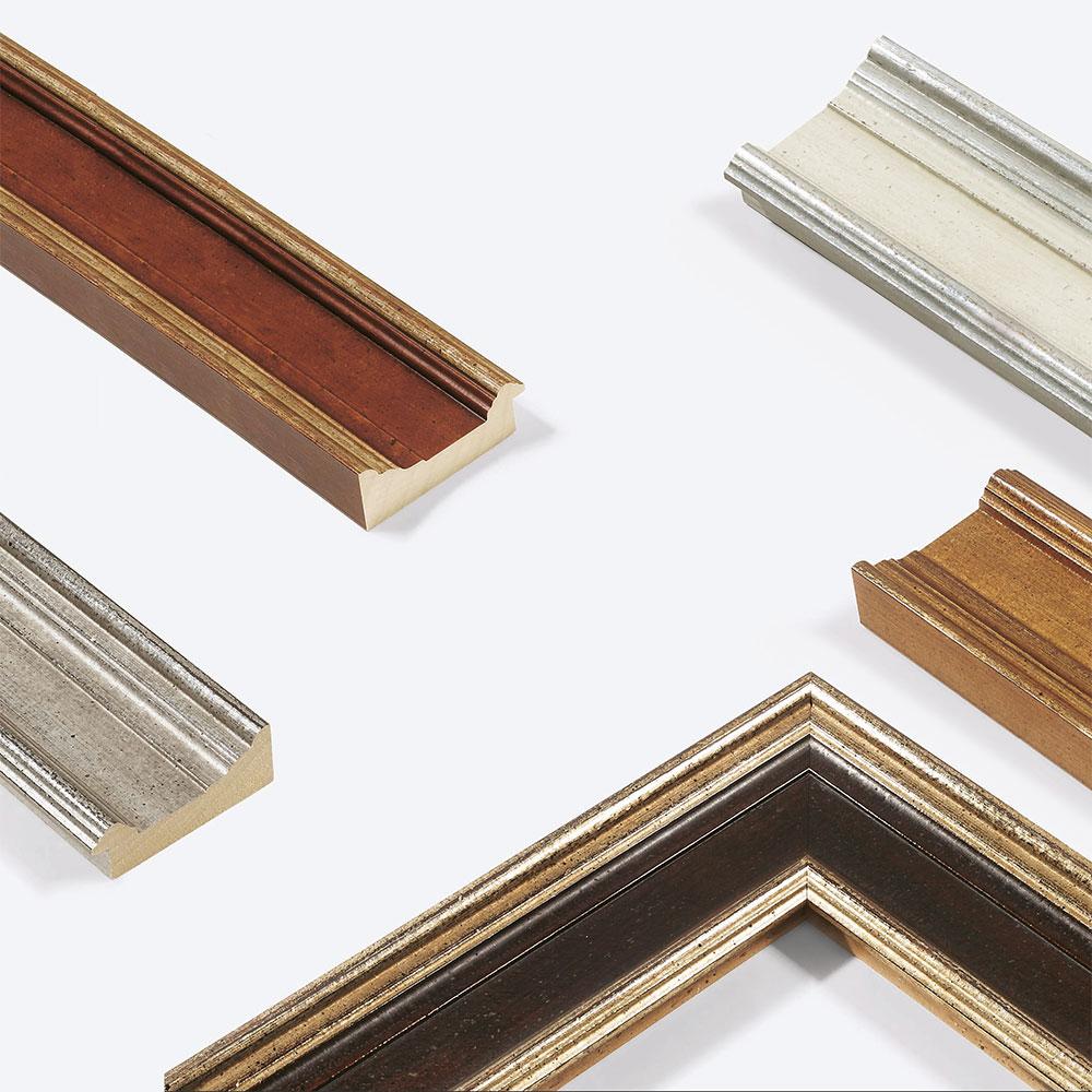 Holzrahmen Sonderzuschnitt, Lab.Art Quattro 96