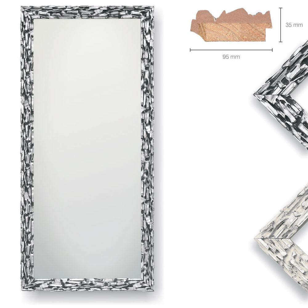 Holz-Spiegel Canzoneri