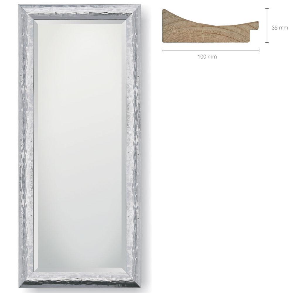 Holz-Spiegel Cecchetti