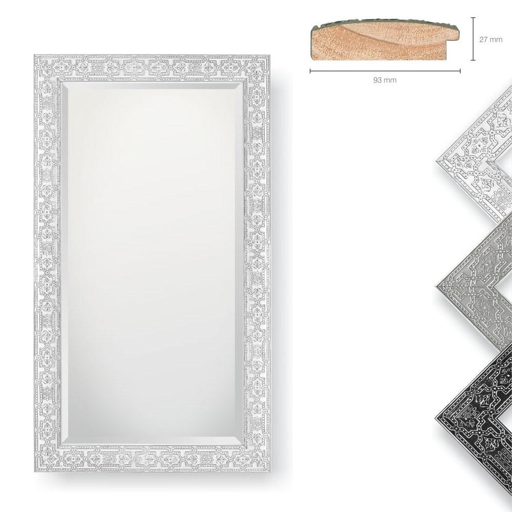 Holz-Spiegel Milo