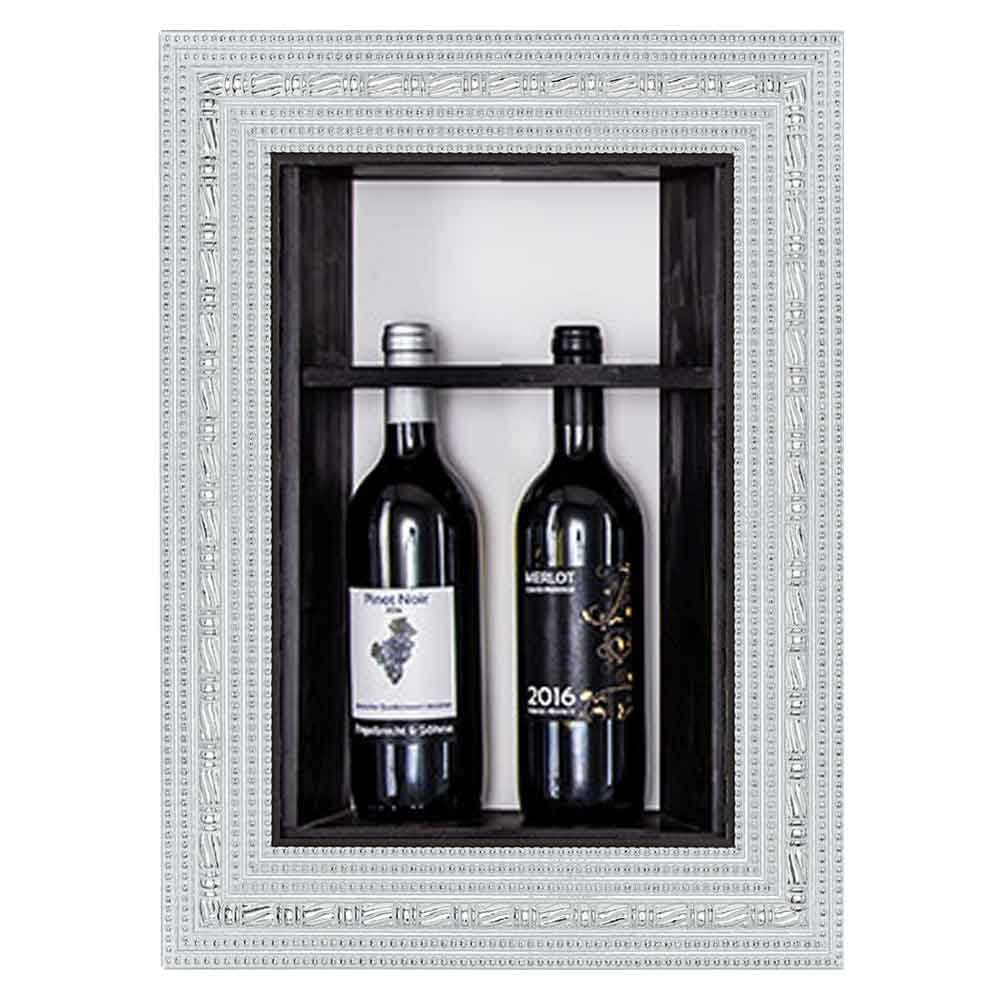 Bilderrahmen für Weinflaschen Umbrien 20x40 cm
