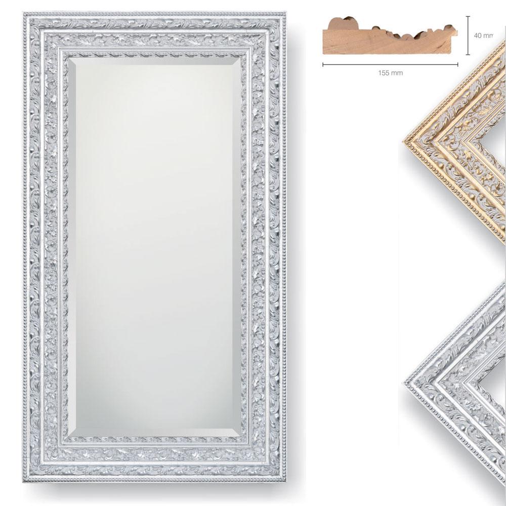 Holz-Spiegel Tozzi