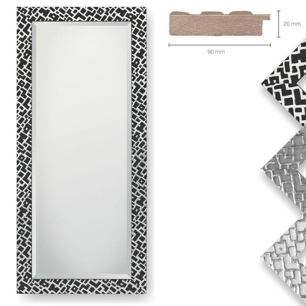 Holz-Spiegel Falduto
