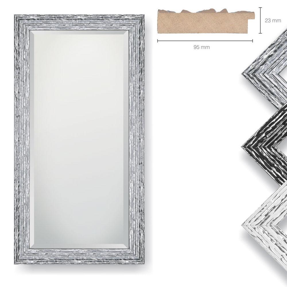Holz-Spiegel Bacca