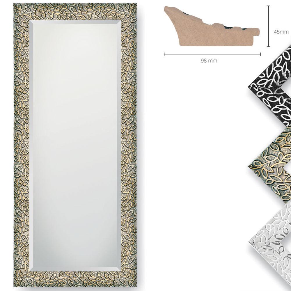 Holz-Spiegel Pisani