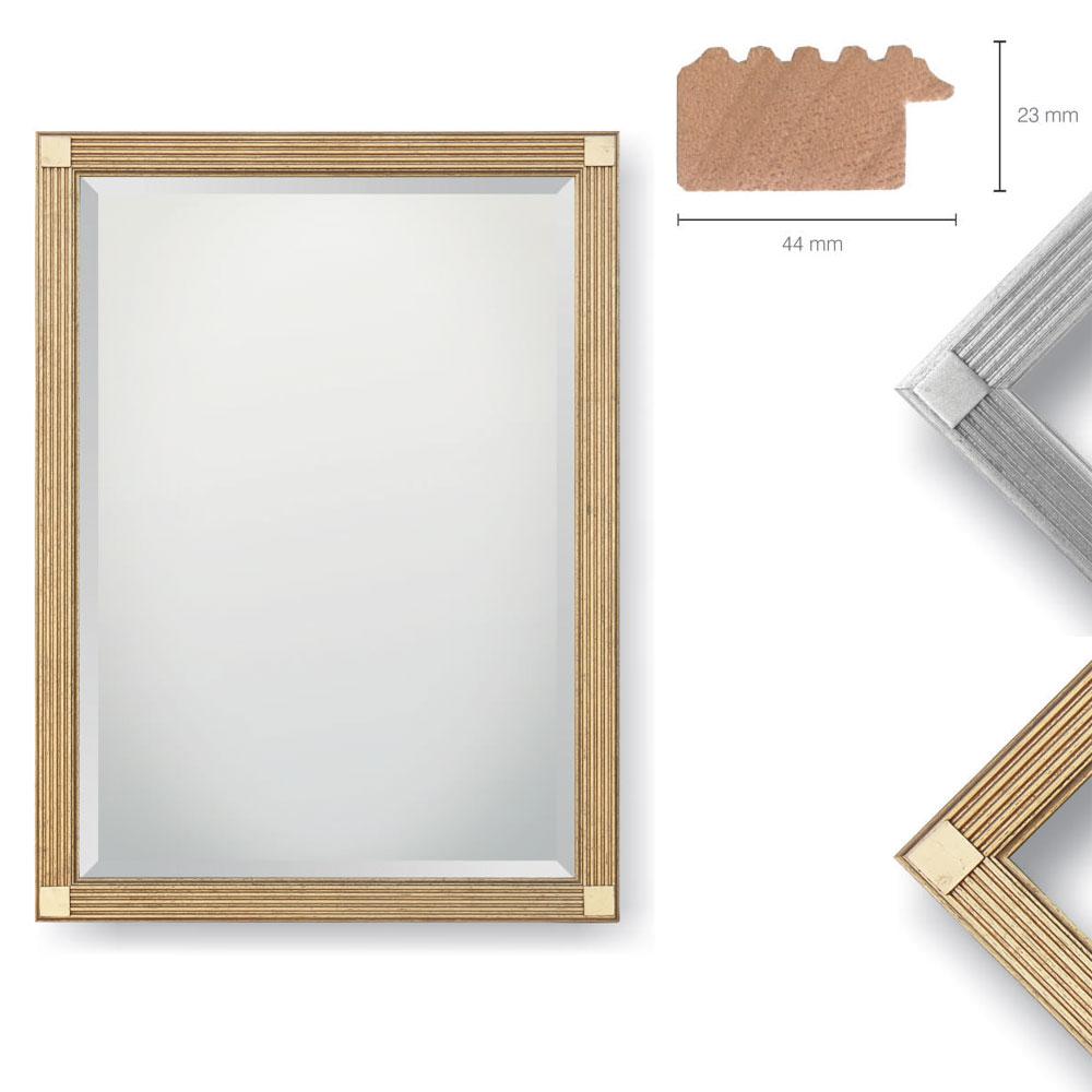 Holz-Spiegel Bonvicini