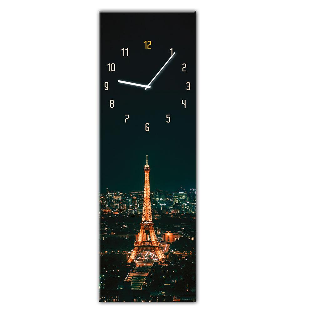 Glasuhr PARIS