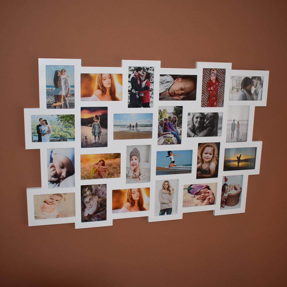 Galerie-Bilderrahmen 18 Bilder