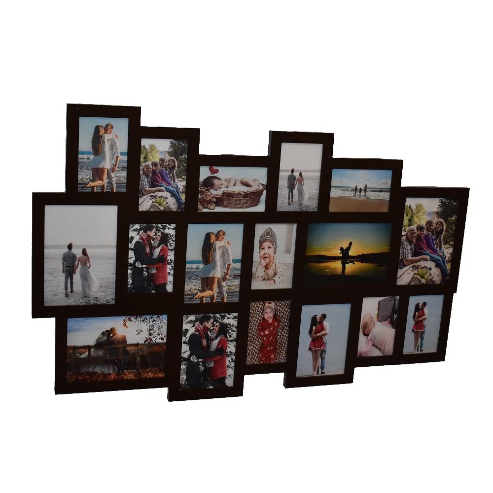 Galerie-Bilderrahmen 17 Bilder