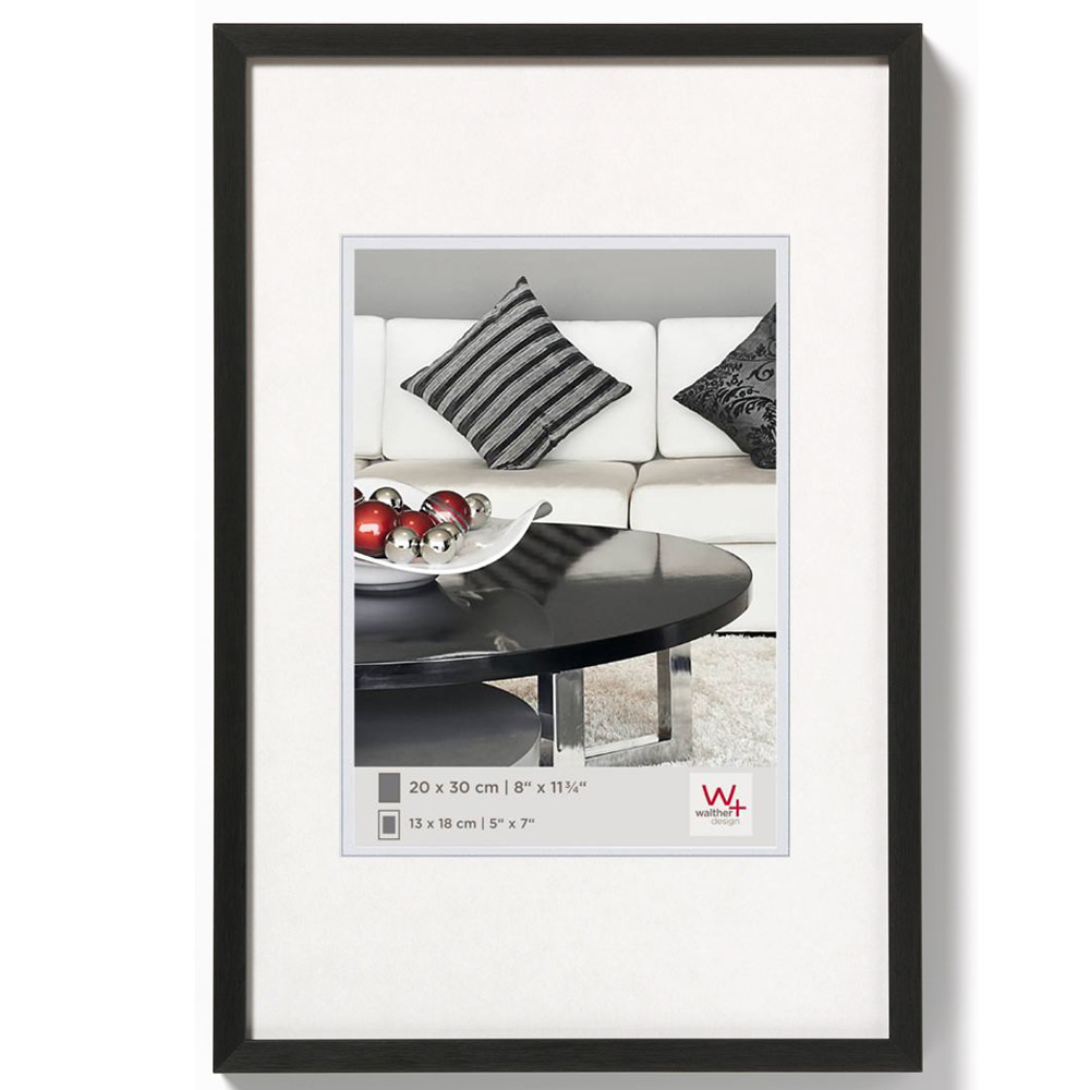 Alurahmen Chair schwarz