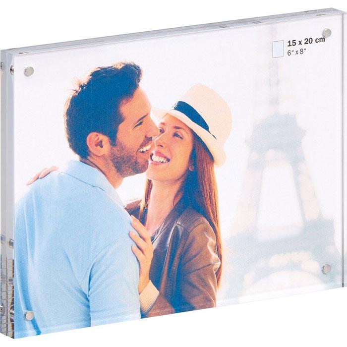 Acryl-Fotorahmen mit Magnetverschluss