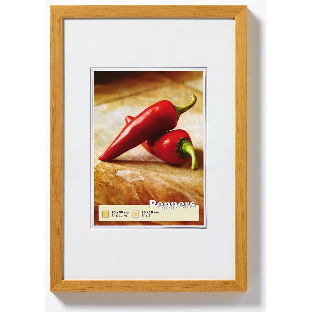 Holzrahmen Peppers eiche