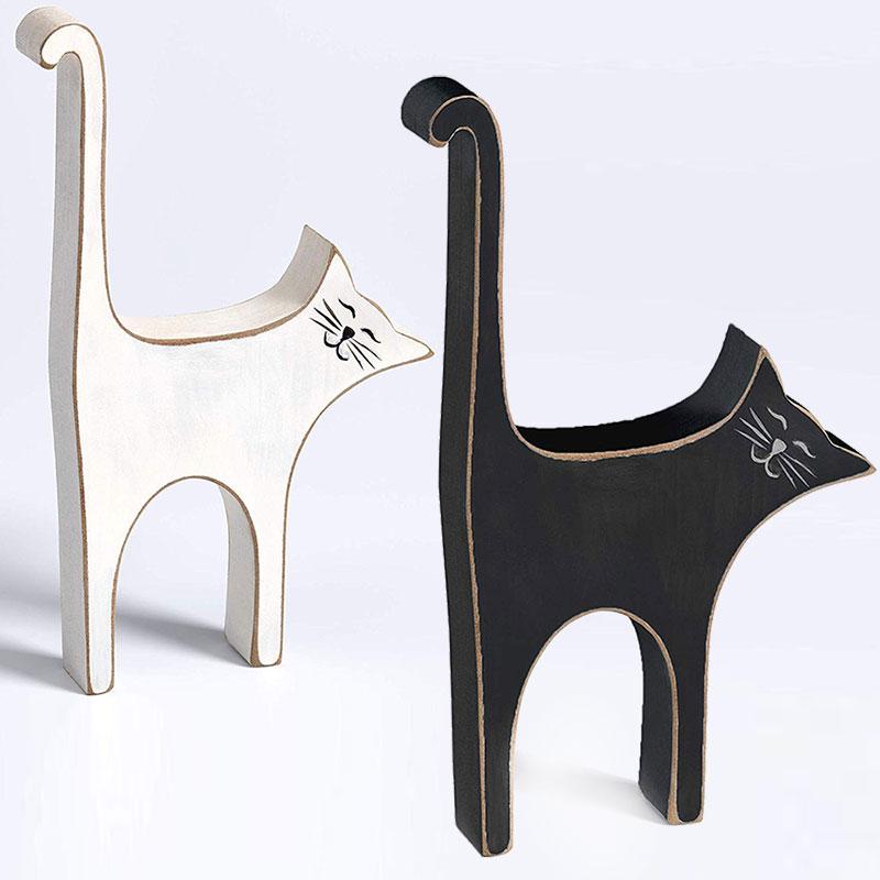 Cats&Dogs Dekofigur - Katze