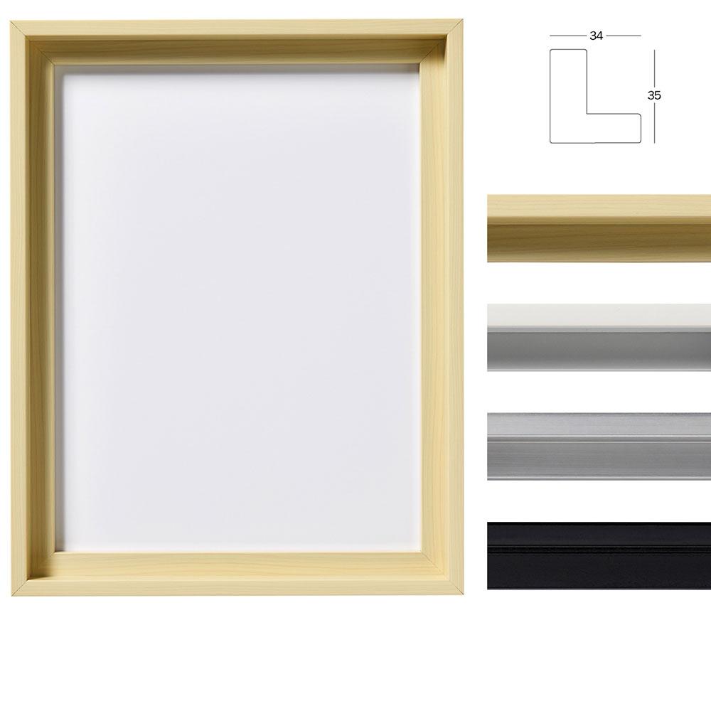 schattenfugen rahmen. Black Bedroom Furniture Sets. Home Design Ideas