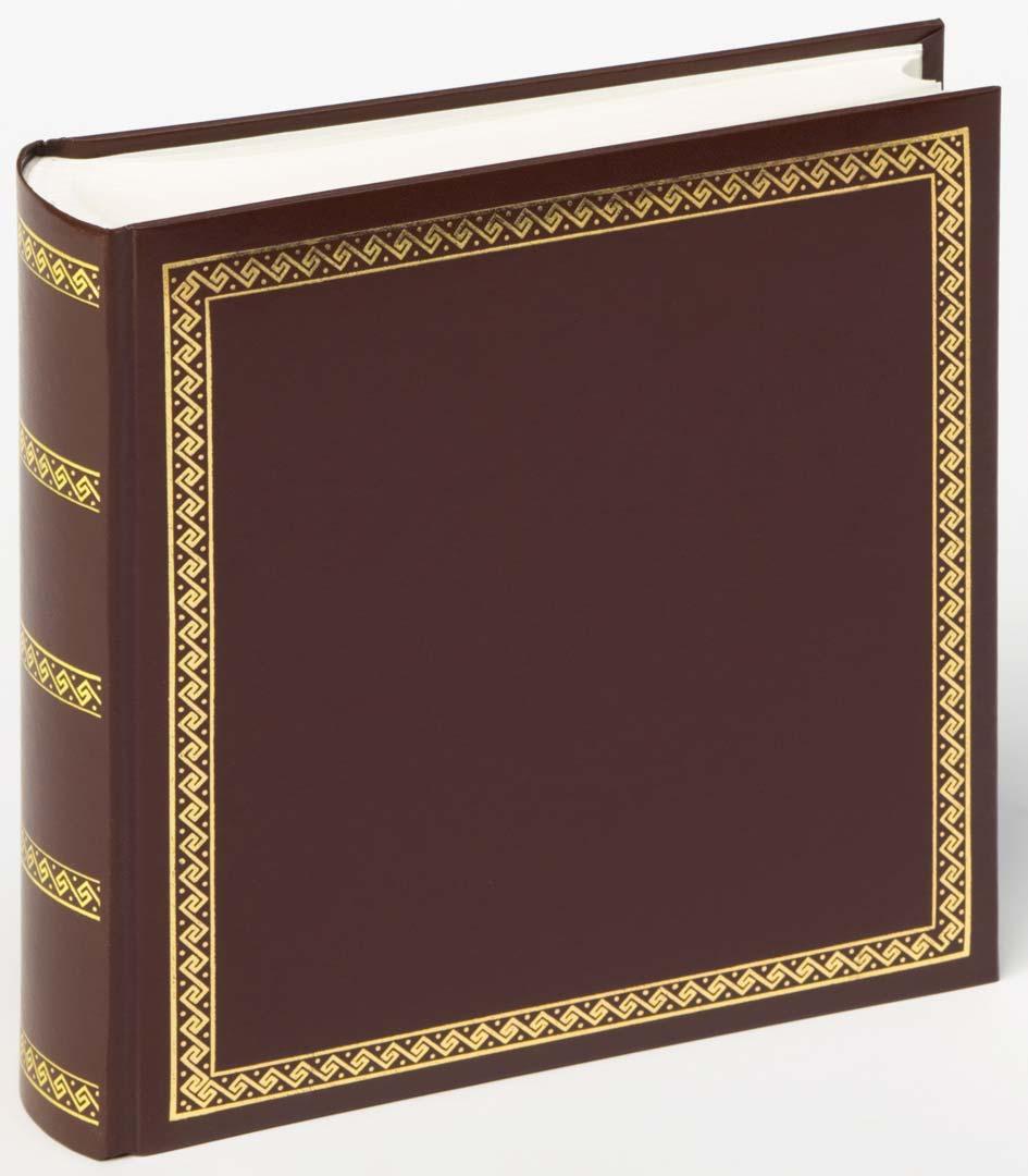 Buchalbum Das schicke Dicke zum Einkleben braun