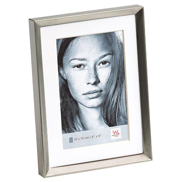 Portrait-Bilderrahmen Emma anthrazit