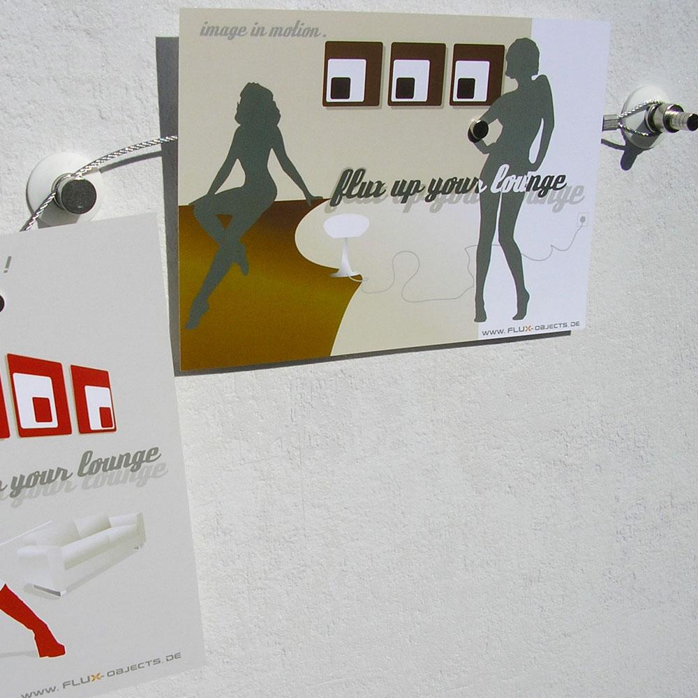 Flux Objects Foto Leine 200 200 Cm Allesrahmende