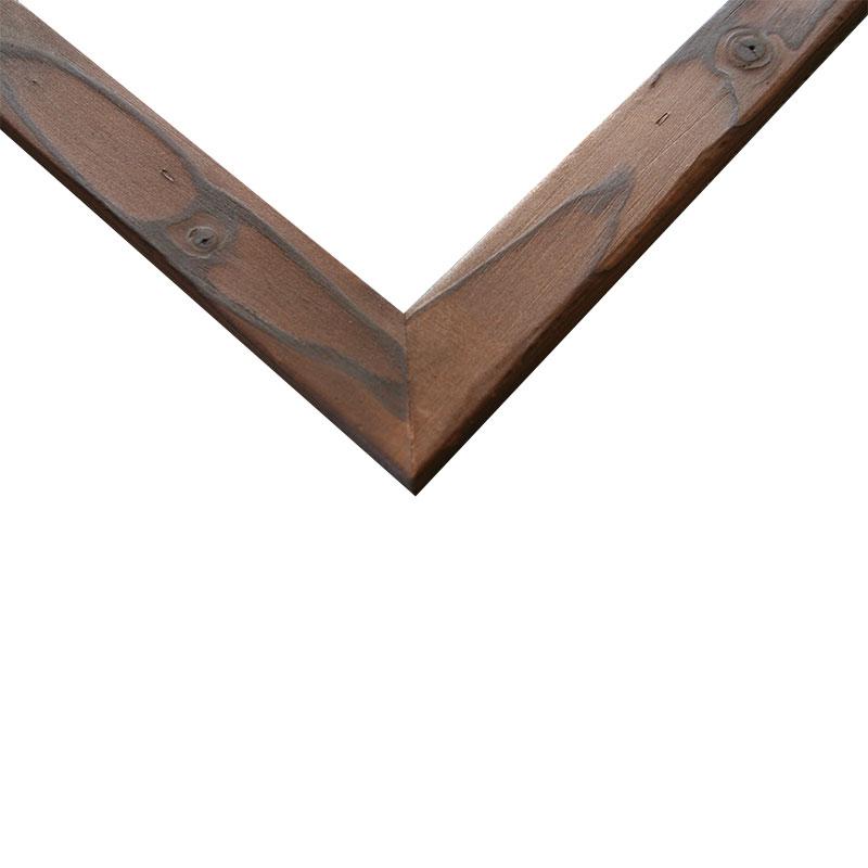 gipfel design holz bilderrahmen achensee 30 60x80 cm gebrannte fichte roh. Black Bedroom Furniture Sets. Home Design Ideas