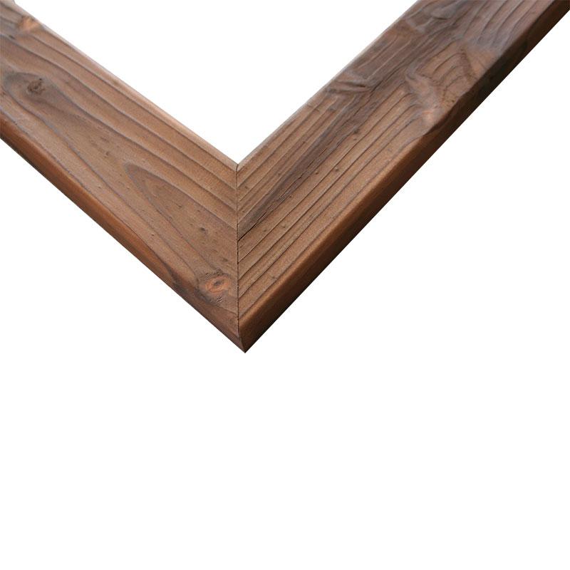 gipfel design holz bilderrahmen achensee 60 10x15 cm gebrannte fichte roh. Black Bedroom Furniture Sets. Home Design Ideas