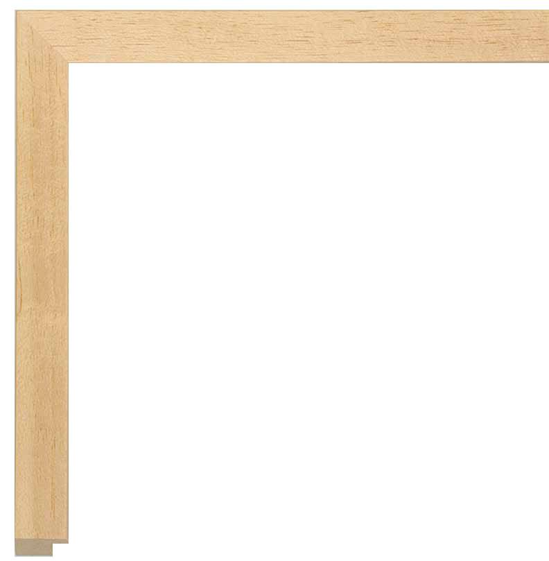 mira spar rahmen aus holz 7x10 schwarz. Black Bedroom Furniture Sets. Home Design Ideas