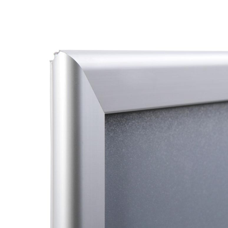 display klapprahmen 44 mm 42x59 4 cm a2 ecken auf gehrung. Black Bedroom Furniture Sets. Home Design Ideas
