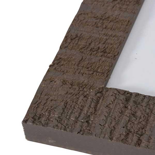 henzo holz bilderrahmen driftwood mit passepartout 30x30 cm 18x18 cm wei. Black Bedroom Furniture Sets. Home Design Ideas