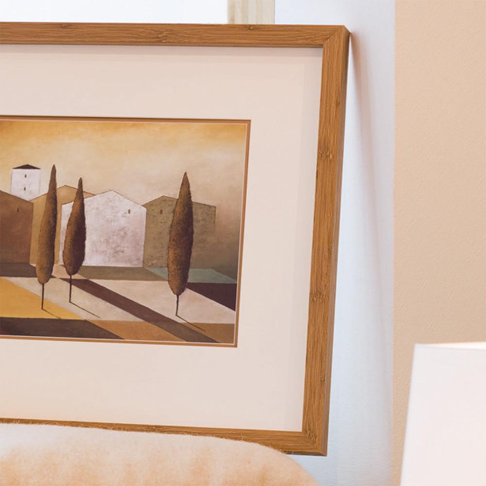 nielsen holzrahmen loft 15 70x100 cm ahorn. Black Bedroom Furniture Sets. Home Design Ideas