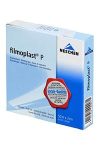 Filmoplast, transparent, 20 mm