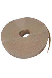 Nass-Papierklebeband, braun