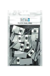 Set Befestigungsmaterial Click Rail Pro