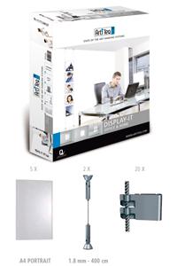 Box Display-It - Komplettset