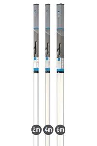 All-in-one-Kit Click Rail - Weiß