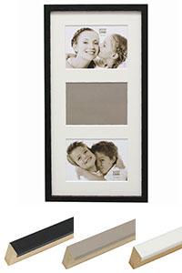 """3er-Galerierahmen """"Tongeren"""" f�r 10x15 cm"""