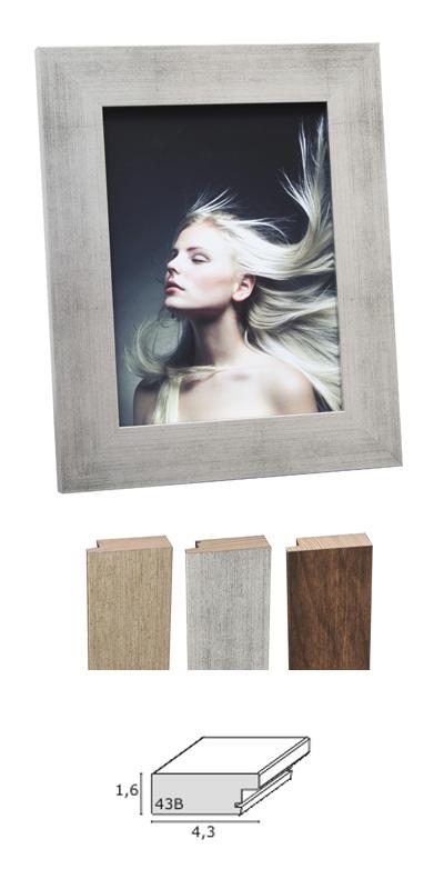 Holz-Bilderrahmen