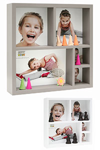 Foto-Kästchen für 5 Bilder