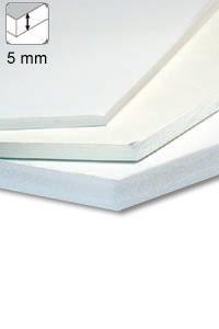 Selbstklebende Leichtschaumplatte 5 mm