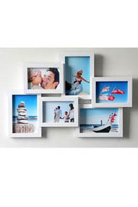 Galerierahmen für 6 Fotos