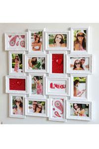 Galerierahmen 16 Fotos