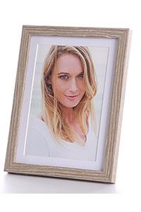 Portraitrahmen mit Passepartout