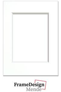2,3 mm Passepartout mit individuellem Ausschnitt