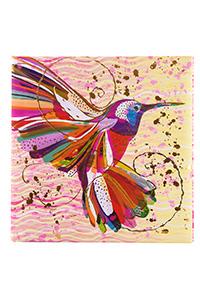 """Poesiealbum """"Flower Kolibri"""""""
